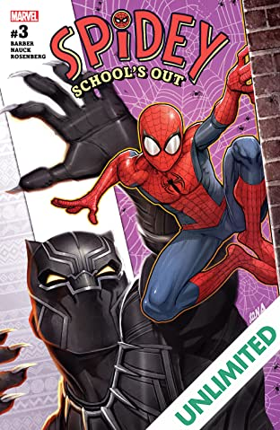 Spidey: School's Out (2018) (comiXology Originals) #3 (of 6)